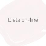 Dieta on-line